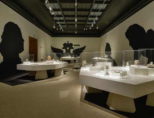 """Tapis pour l'exposition """"Fabuleux Fabergé : Joaillier des tsars"""""""