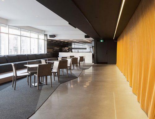 Tapis zone foyer – Espace GO