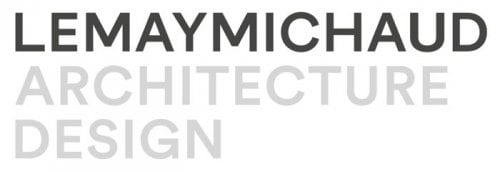 Lemay-Michaud Architecture Design