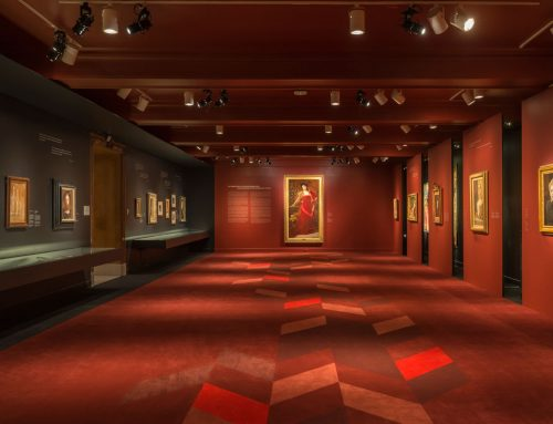 Carpet for the Marvels and Mirages of Orientalism: From Spain to Morocco, Benjamin-Constant in His Time