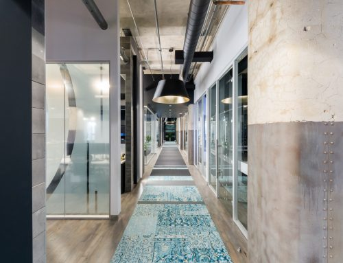 Carpets for C3 Solutions office