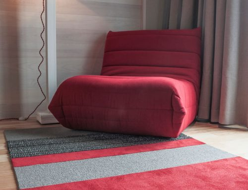 Carpet for Hotel La Ferme rooms