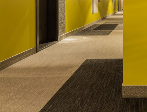 Carpet for Quartier 440 real estate project common spaces – Phase 3
